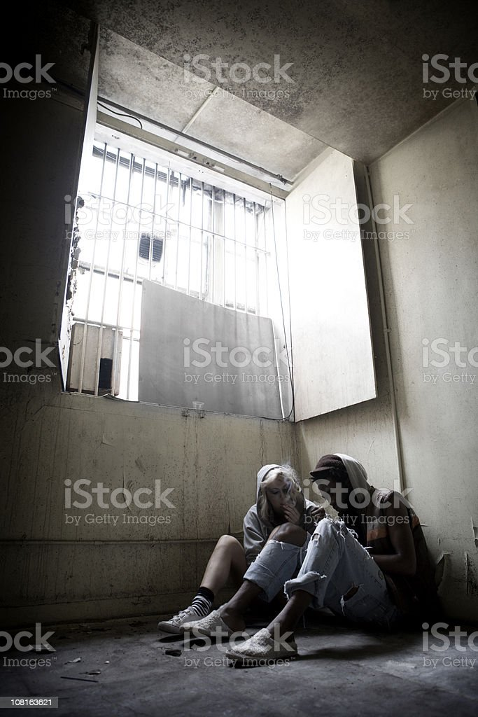 surviving to be stock photo