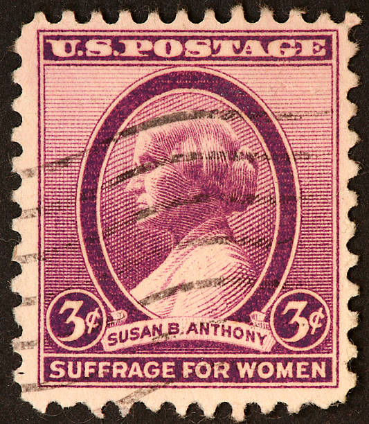 Susan B Anthony Stamp