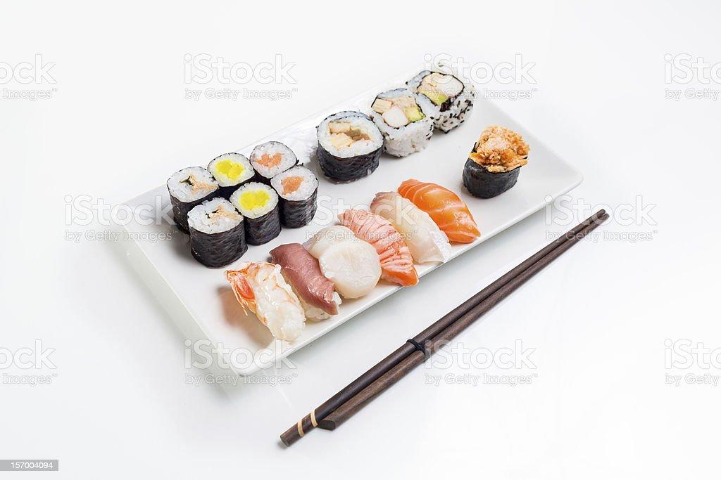 Sushi 8 royalty-free stock photo
