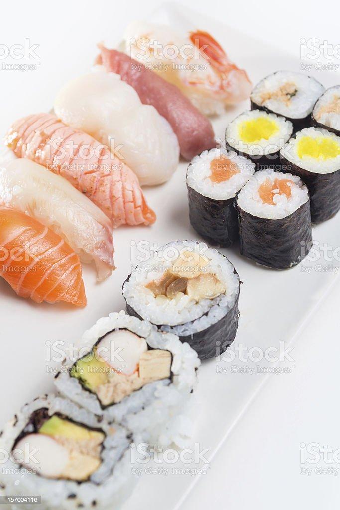 Sushi 9 royalty-free stock photo