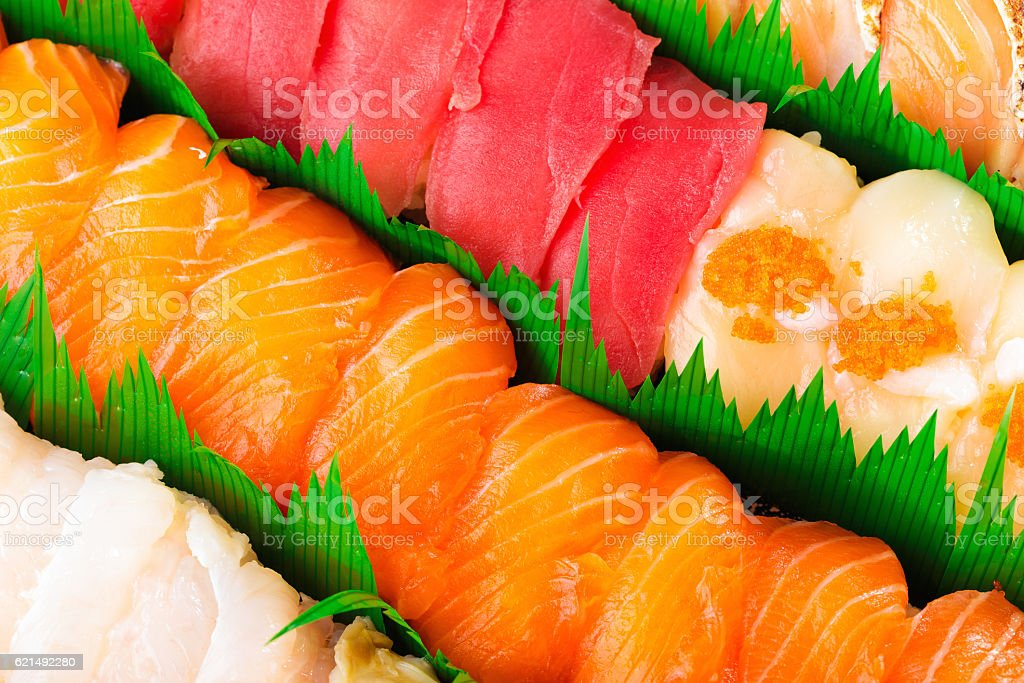 Sushi bento foto stock royalty-free