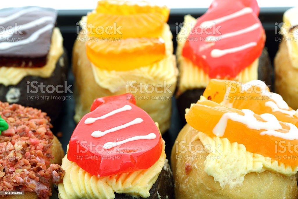 Sushi Donut royalty-free stock photo