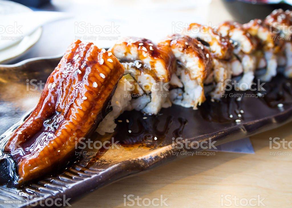Sushi und japanische Küche – Foto