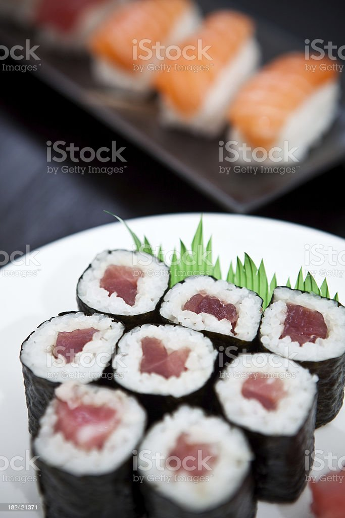 Sushi Maki royalty-free stock photo