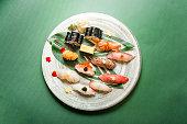 istock Sushi mix 1141824454
