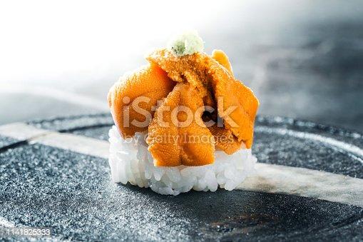 Japan, Tokyo - Japan, Sushi, Fish, Food