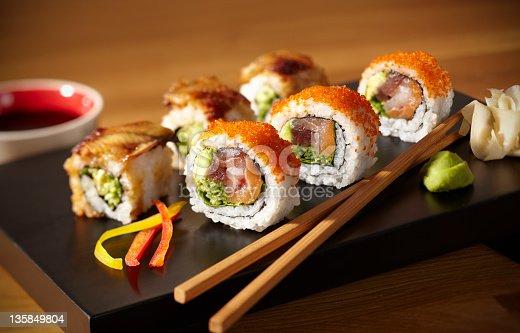 istock sushi 135849804