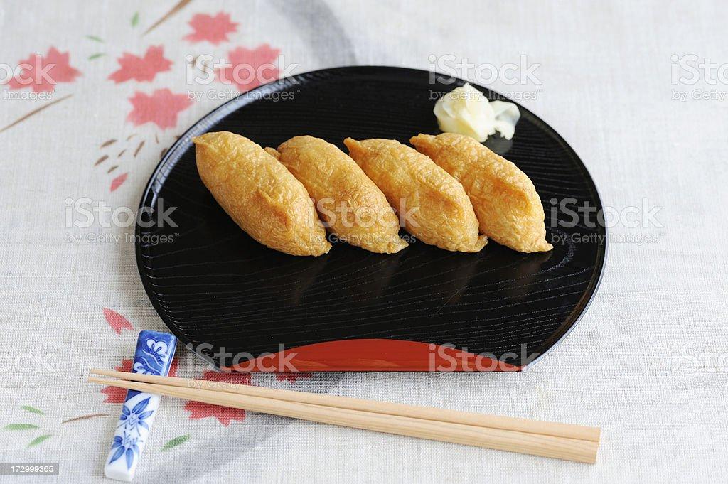 Sushi royalty-free stock photo