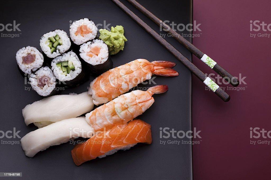 Sushi - Royalty-free Asia Stock Photo