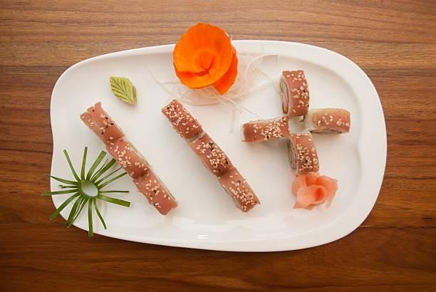 Sushi - foto de stock