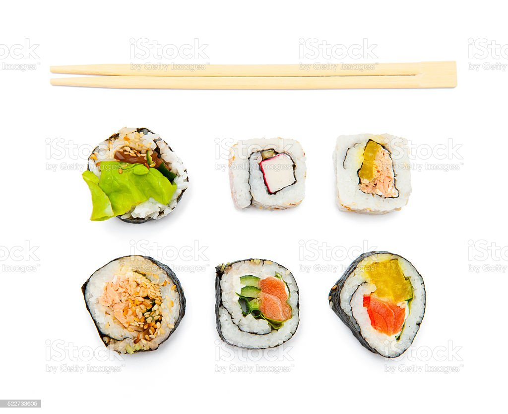 Des sushis - Photo