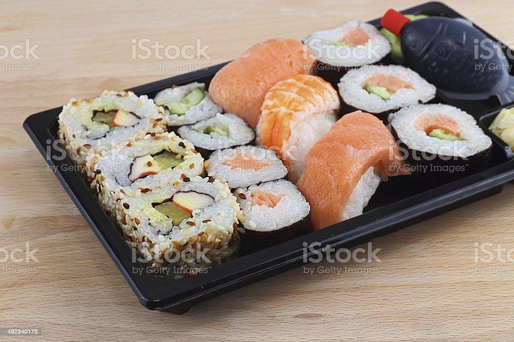 Sushi-Artikel – Foto