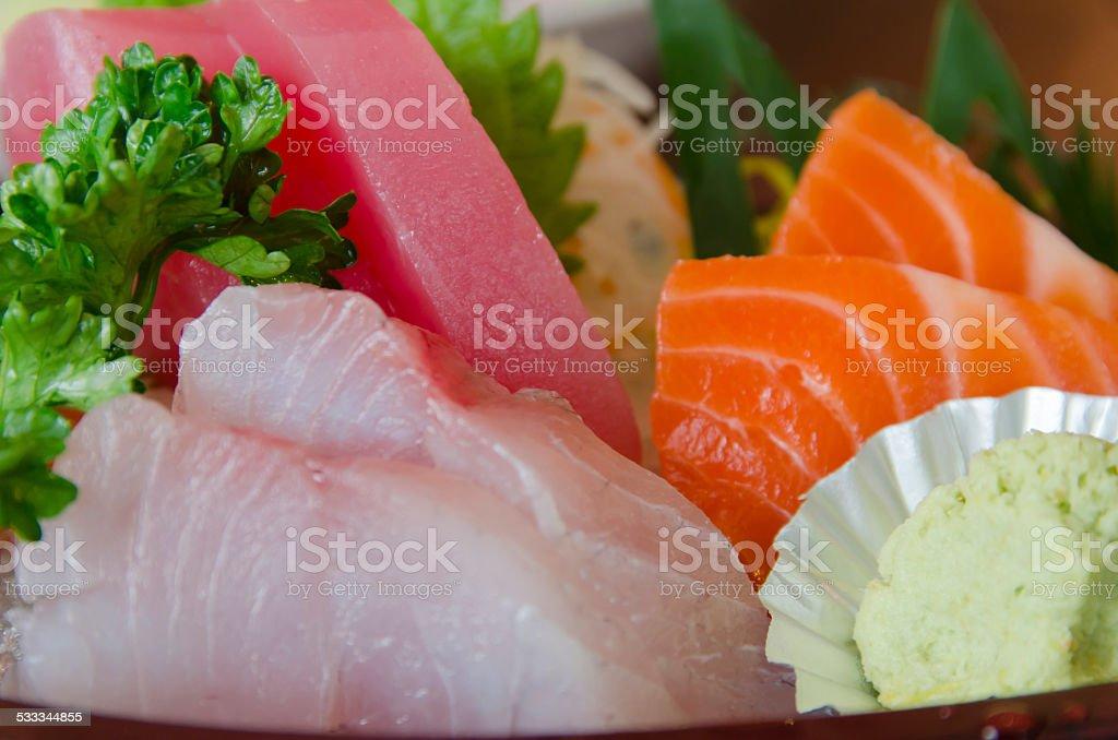 Sushi, Restaurant, Food stock photo
