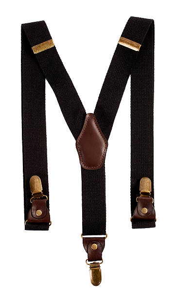 Suspenders braces Here are suspenders or braces. suspenders stock pictures, royalty-free photos & images