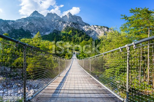 Germany, Berchtesgaden, Summer, Mountain, Klausbachtal