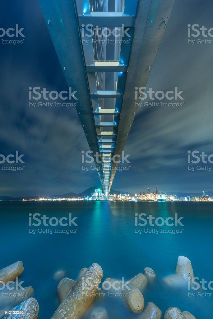Suspension bridge  – Foto