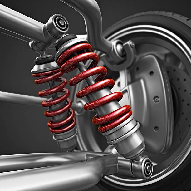 suspension - Photo