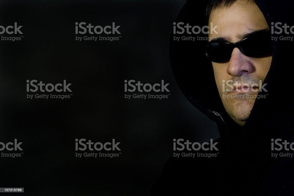 Verdächtige Mann – Foto