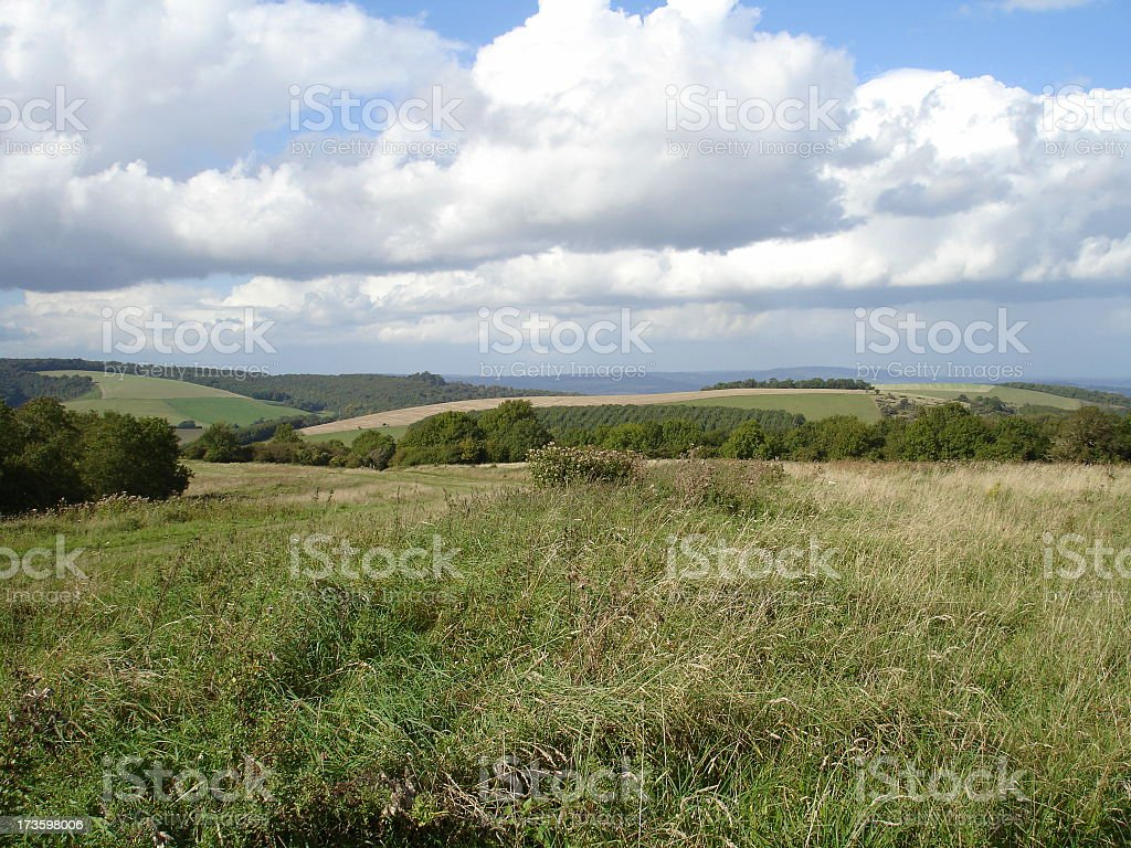 Sussex, England royalty-free stock photo