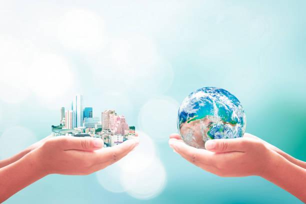 持続可能なコミュニティコンセプト - sustainability ストックフォトと画像