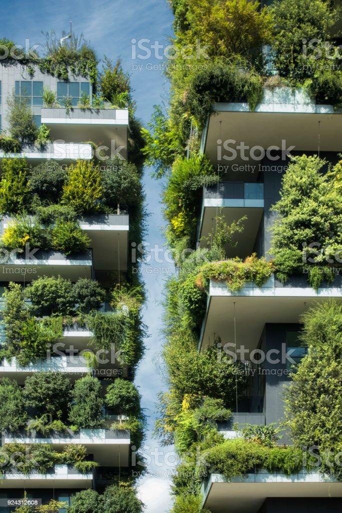 nachhaltige green-building – Foto