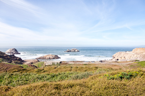 Sutro Baths Stock Photo - Download Image Now