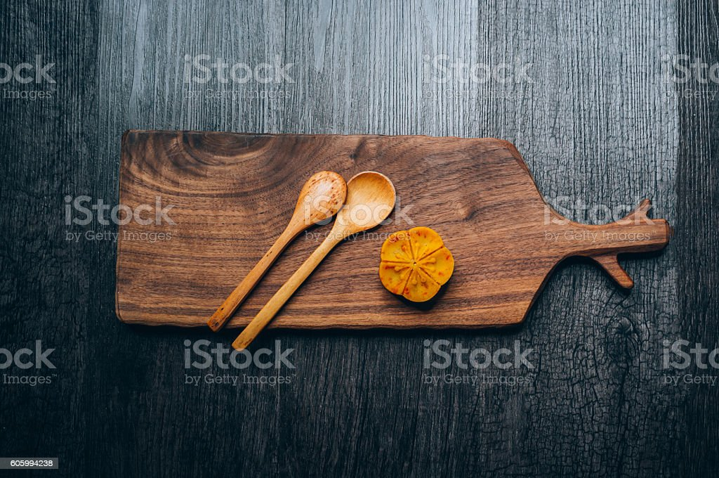 Suzhou style moon cakes, China stock photo