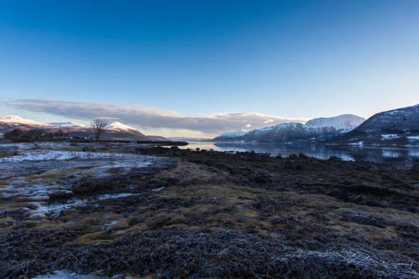 Svanvika zwischen Molde und Kristiansund – Foto
