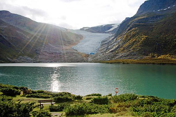 Svartisen Glacier lake – Foto