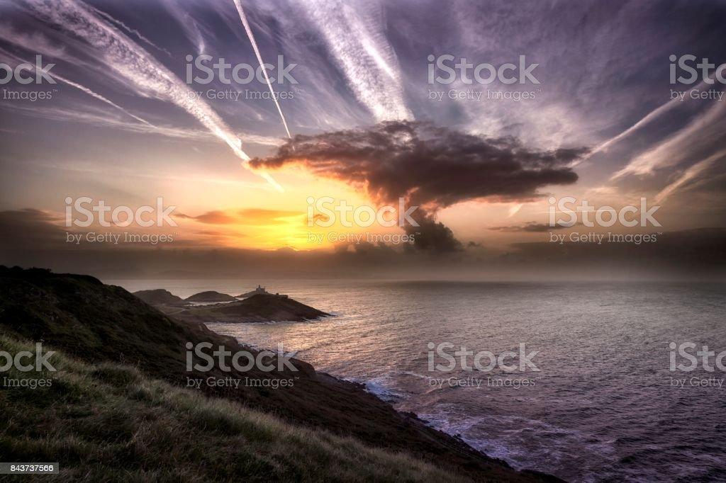 Swansea Sonnenaufgang – Foto