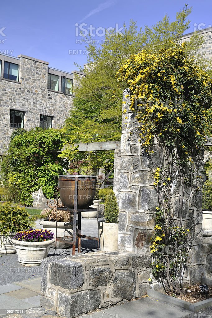 Swarthmore College royalty-free stock photo