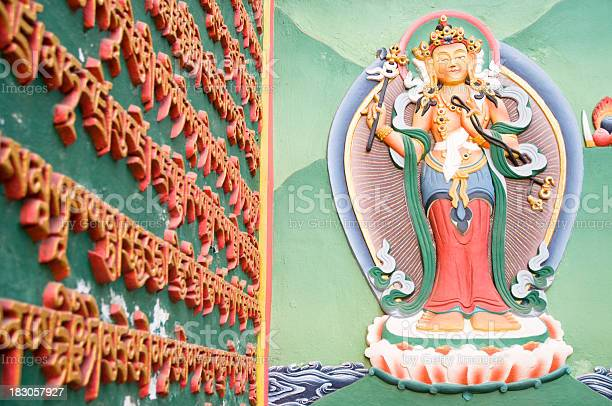 Swayambunath Kathmandunepal Stock Photo - Download Image Now