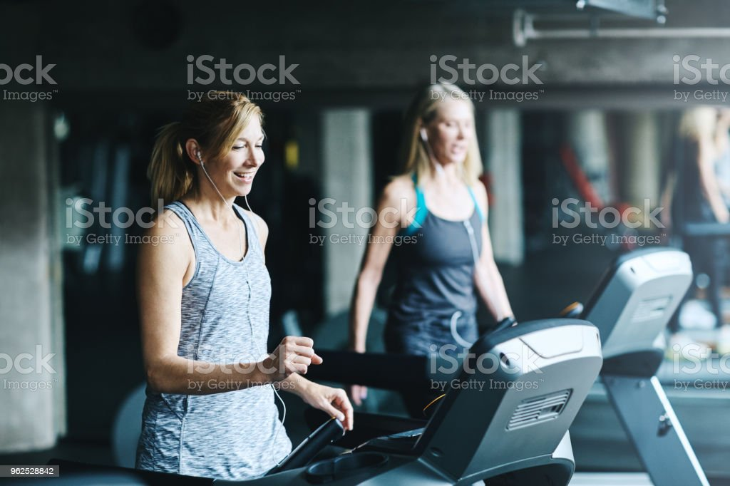 Sweat now, shine later - Royalty-free Adult Stock Photo