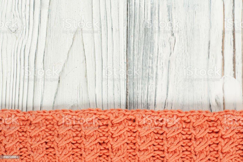 Fotografía de Jersey O Bufanda Tejido Textura Grande Que Hace Punto ...