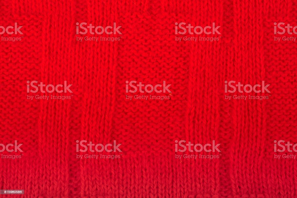 Sweater or scarf fabric texture large knitting. Knitted jersey...