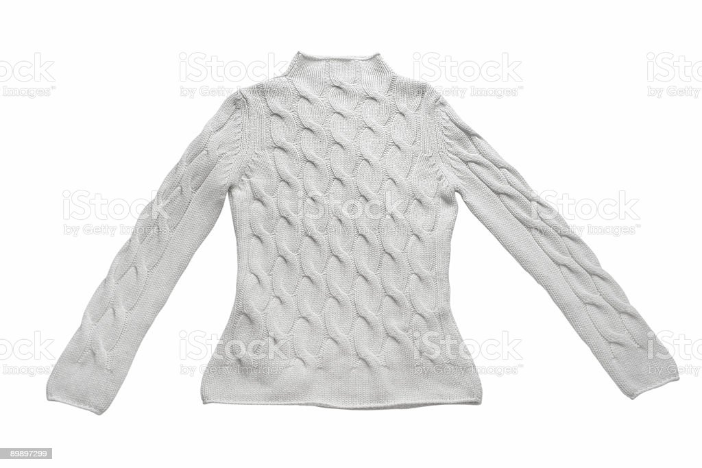 pullover royalty-free stock photo