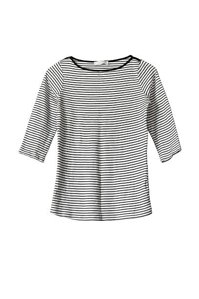 Sweatshirt Black and white sailor sweatshirt isolated over white sailor suit stock pictures, royalty-free photos & images