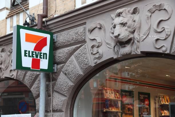 Schweden 7-Eleven – Foto