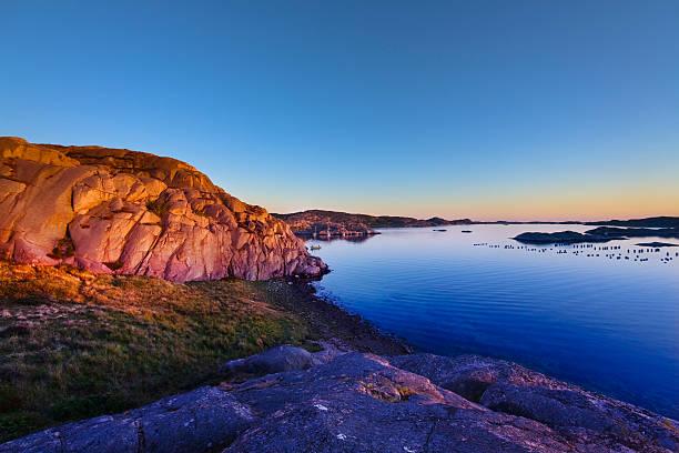 Sweden Rocks stock photo