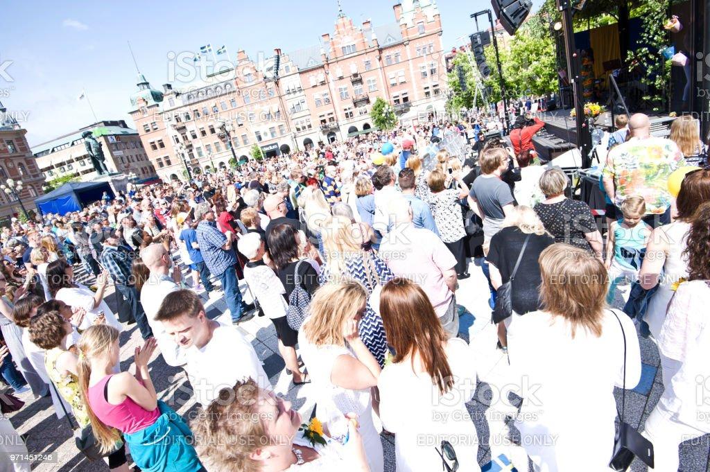schwedischer nationalfeiertag