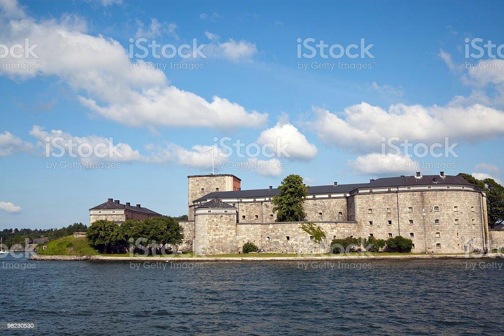 Swedish Castle royalty-free stock photo