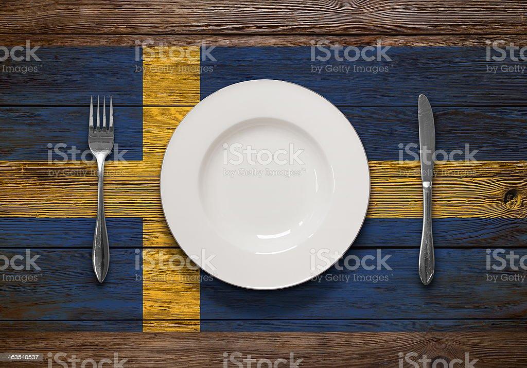 Swedish Cuisine stock photo