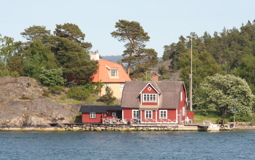 Swedish house Sea