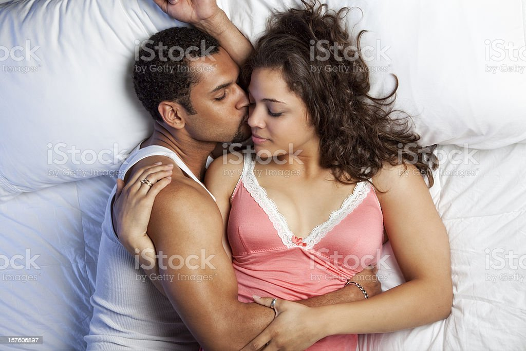 Sweet Affection stock photo