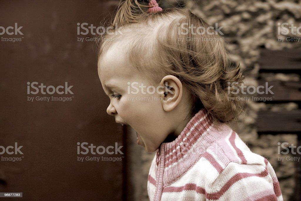 Süßes für Babys – Mädchen Lizenzfreies stock-foto