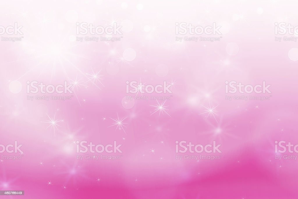 sweet background abstract texture with lights bokeh and stars royalty-free stock photo