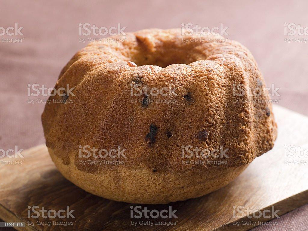 sweet bread royalty-free stock photo