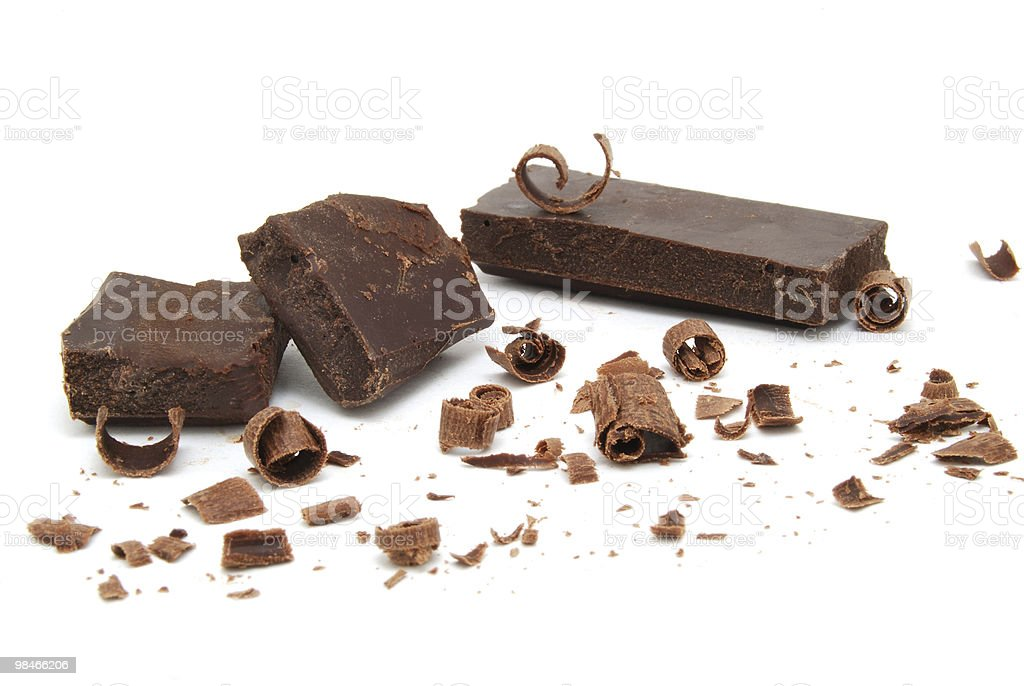 Cioccolatini foto stock royalty-free