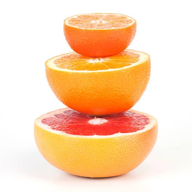 Sweet Citrus fruit stock photo