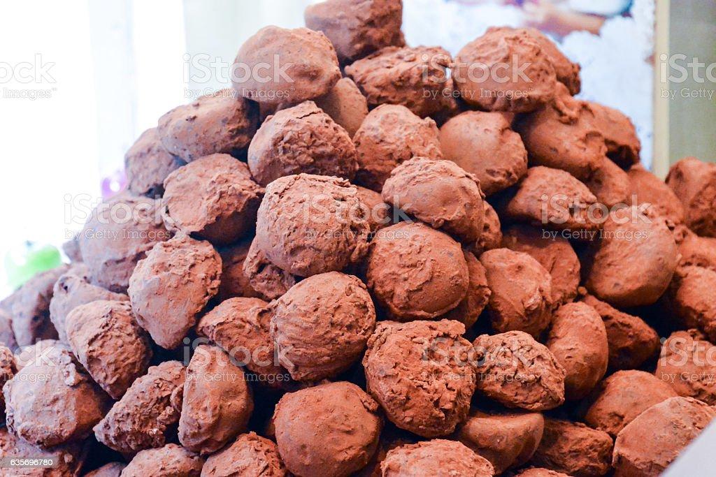Sweet dark chocolate royalty-free stock photo